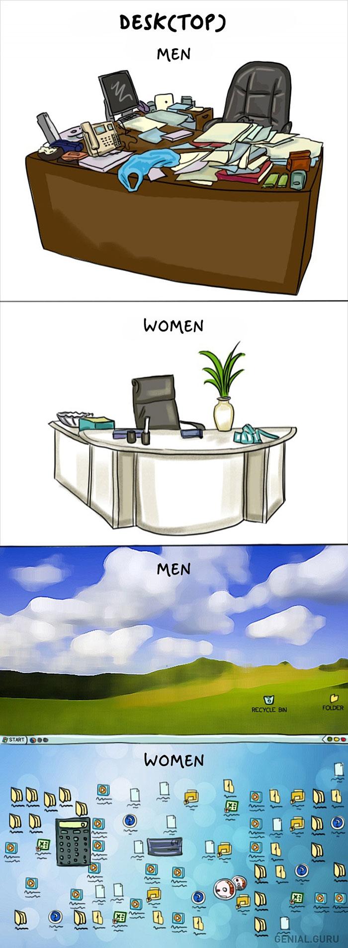 diferencias hombre y mujer 13