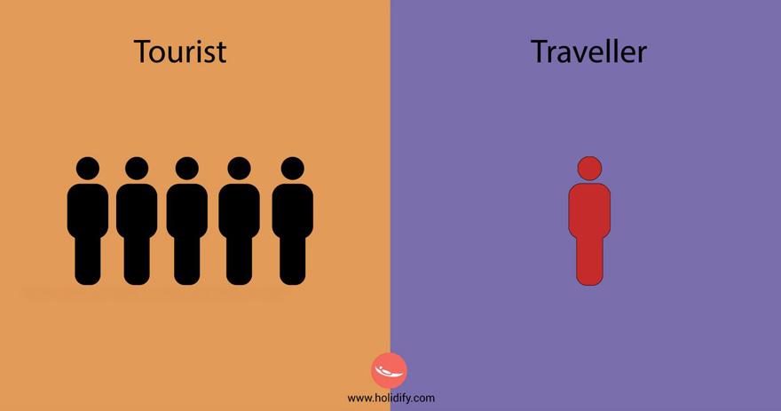 diferencias turista viajero 3