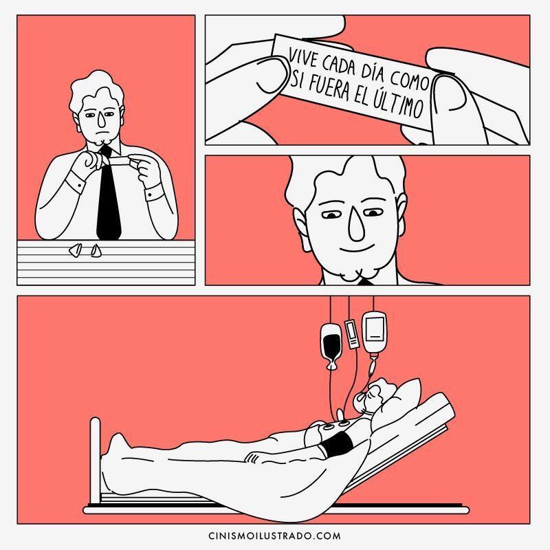 ilustraciones vida real 1