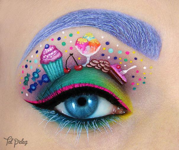 maquillaje de ojos 19