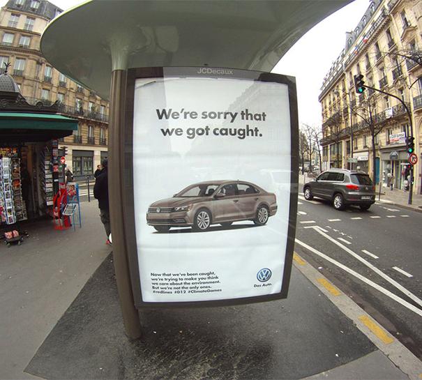 publicidad protesta COP21 1