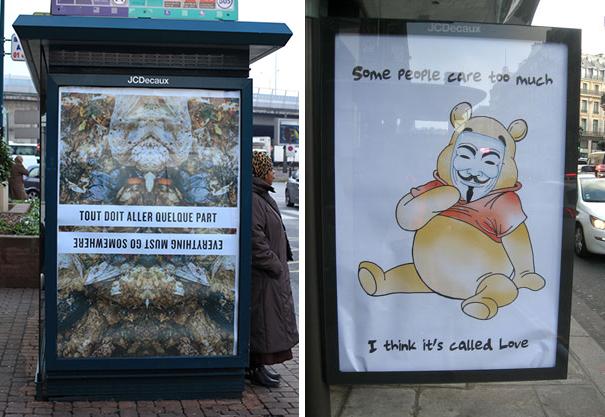 publicidad protesta COP21 14