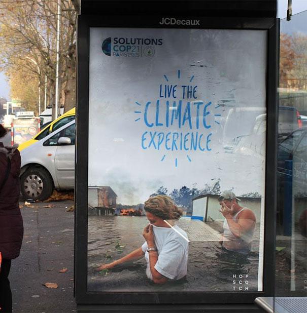 publicidad protesta COP21 17