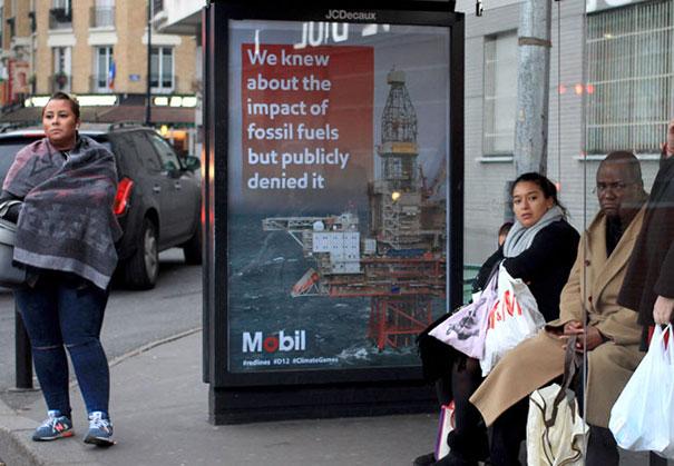 publicidad protesta COP21 18