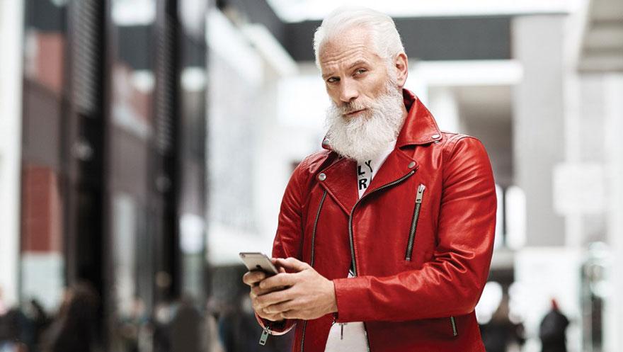 santa claus fashion 2