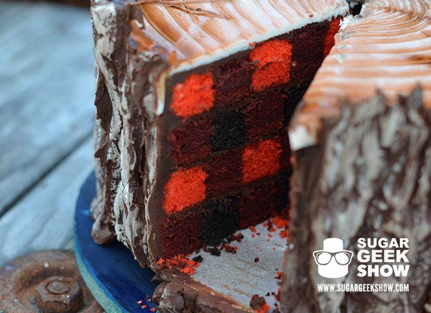 tarta de lenador 3