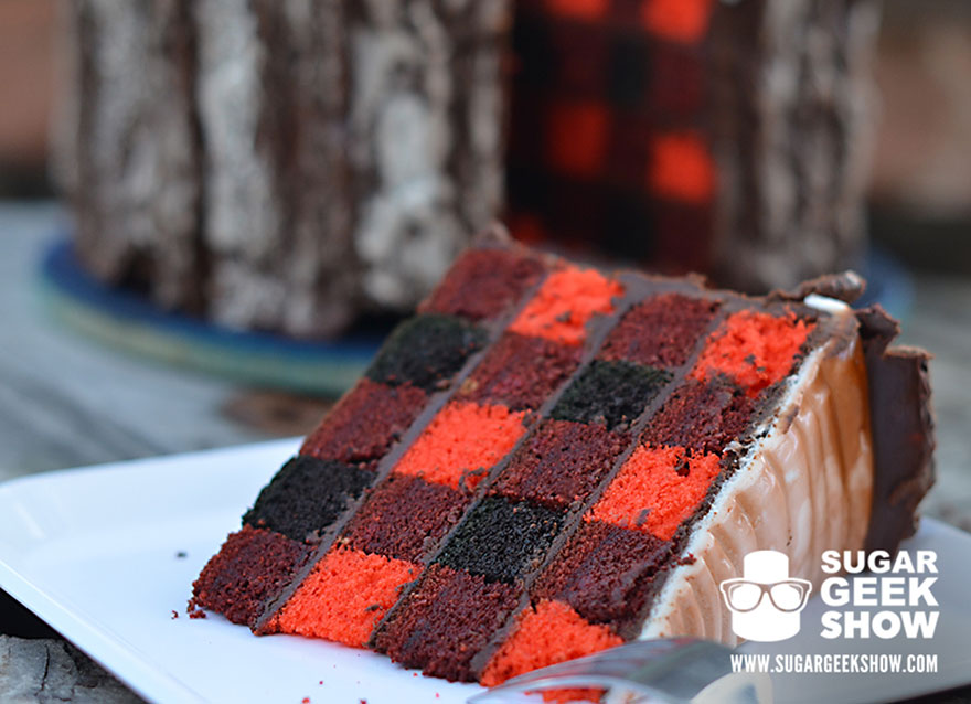tarta de lenador 7