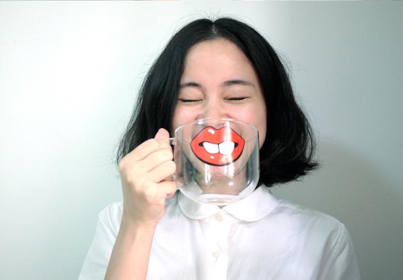 taza labios