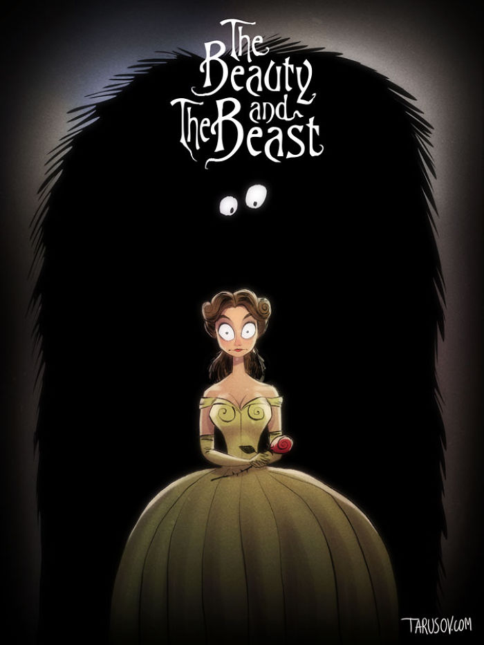Disney Tim Burton 2