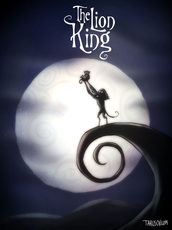 Disney Tim Burton 3