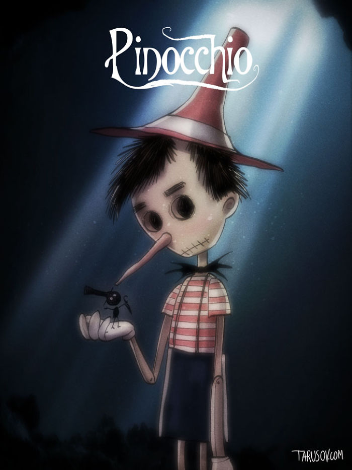 Disney Tim Burton 5
