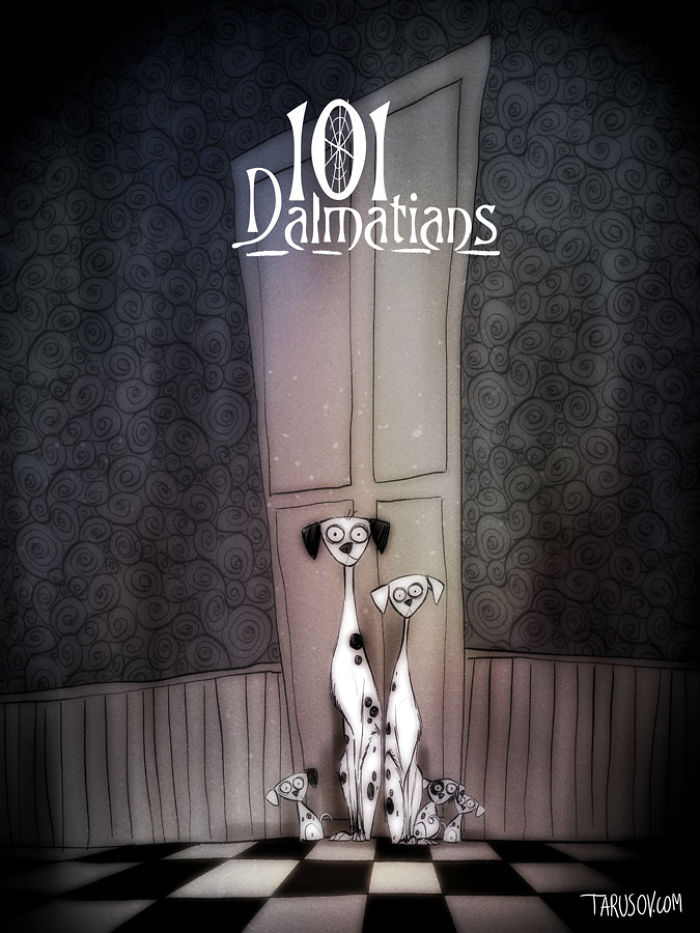 Disney Tim Burton 8