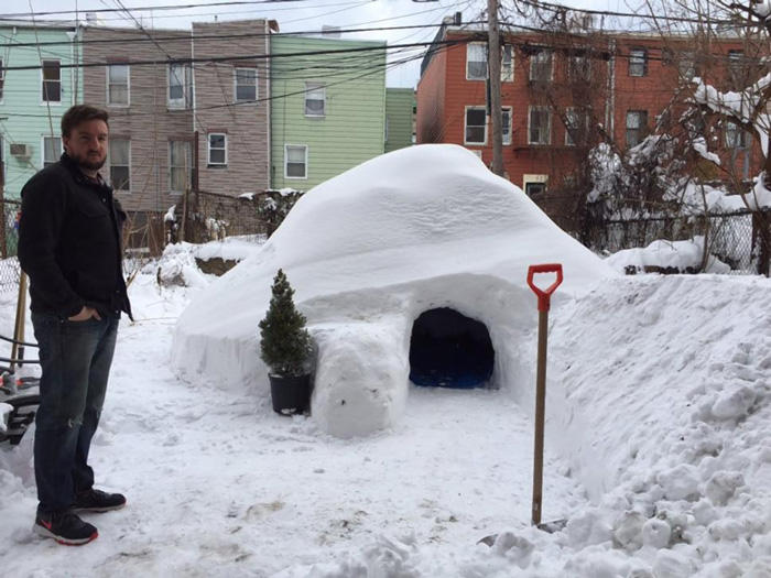 iglu airbnb 7