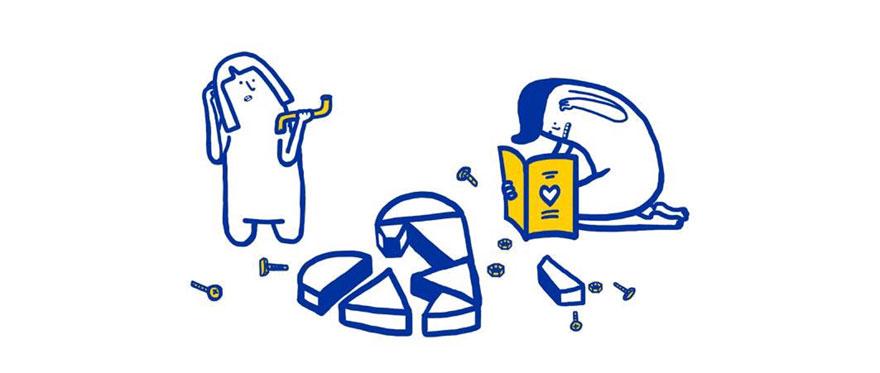 IKEA problemas amorosos 6