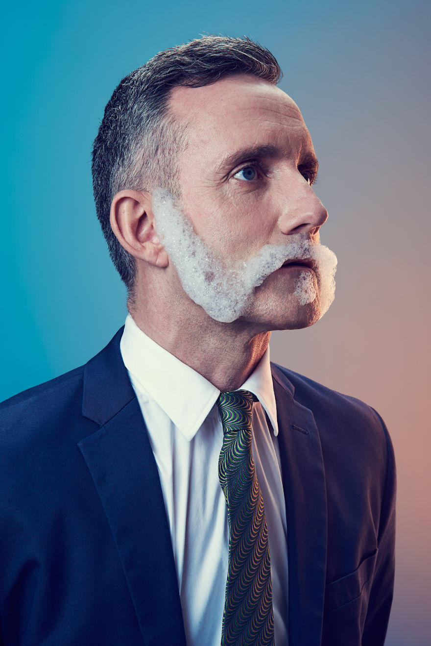 barbas de espuma 1