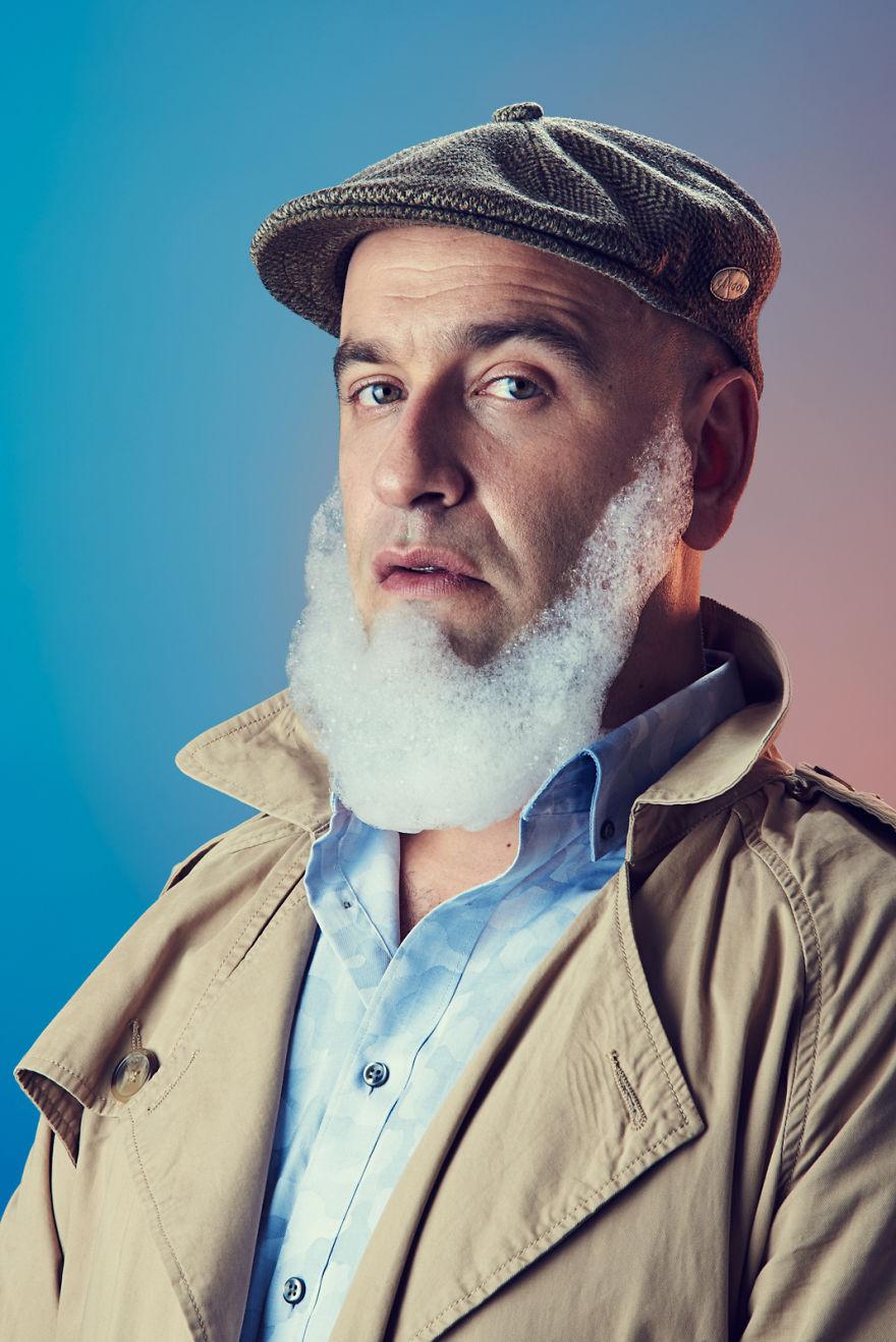 barbas de espuma 11