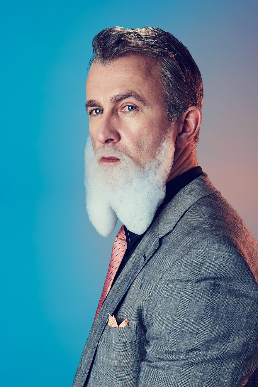 barbas de espuma 2