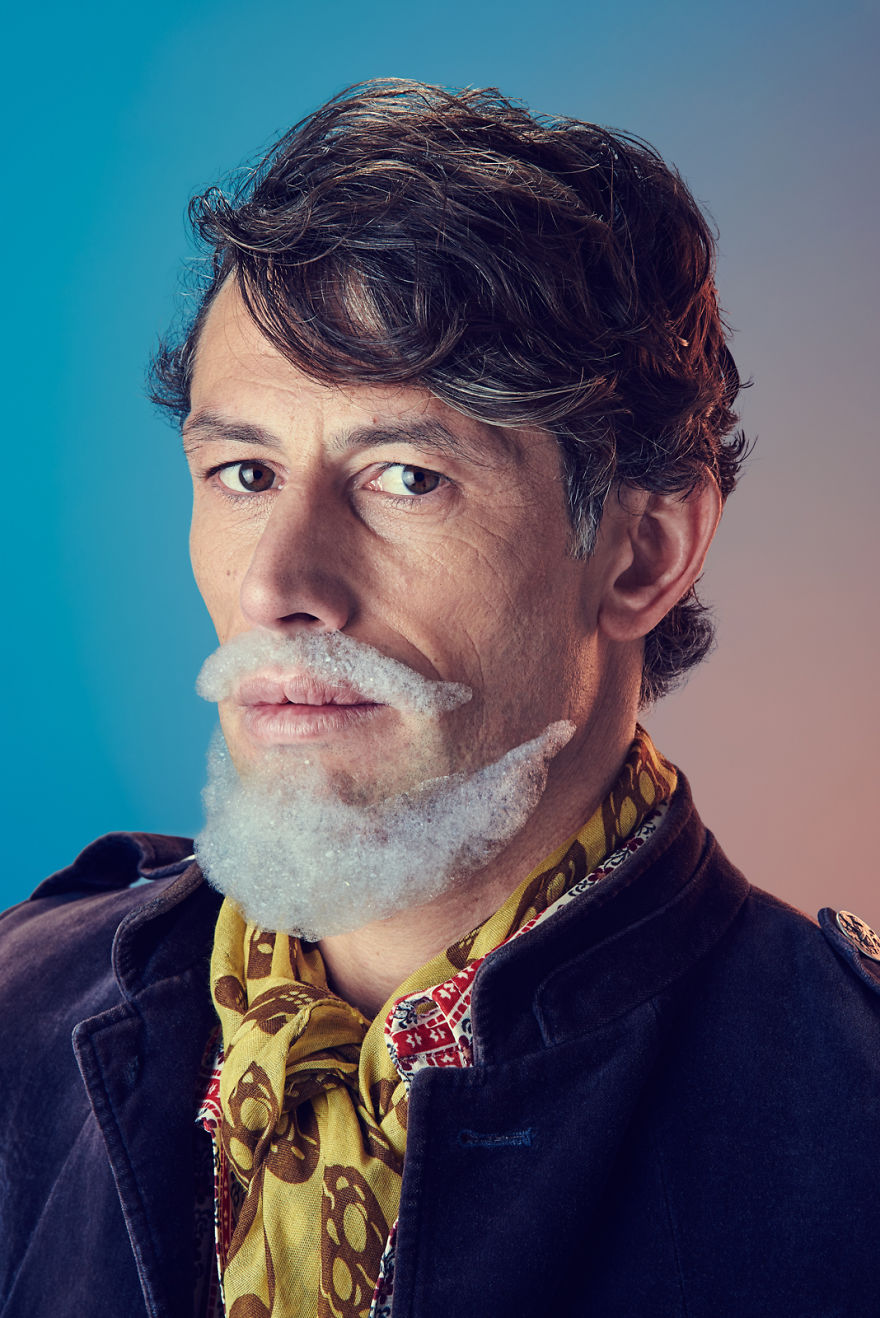barbas de espuma 4