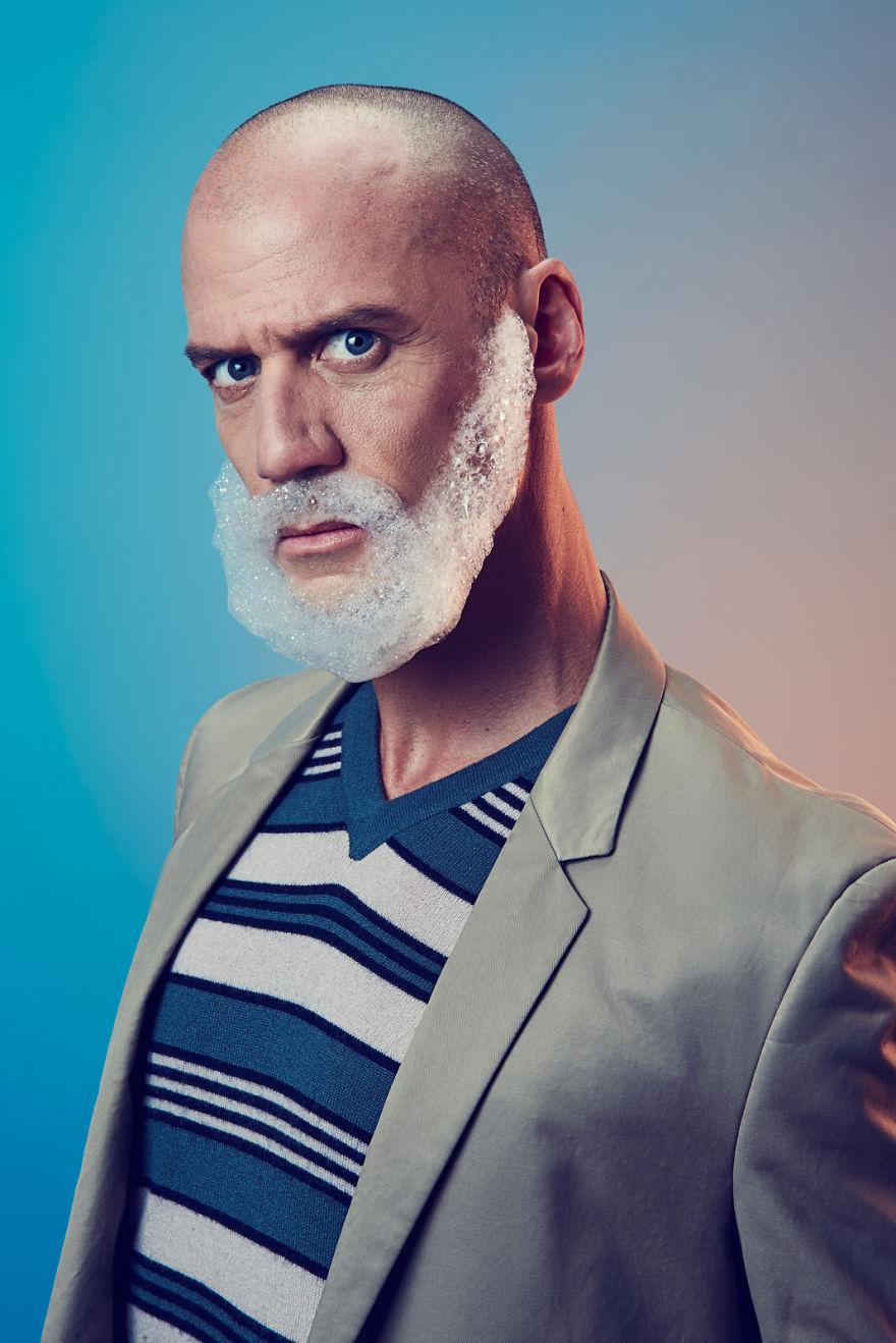 barbas de espuma 8