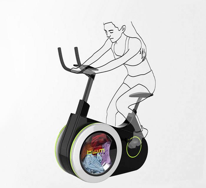 bici estatica lavadora 1