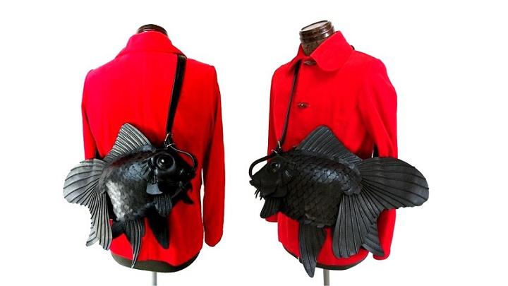 bolso pescado