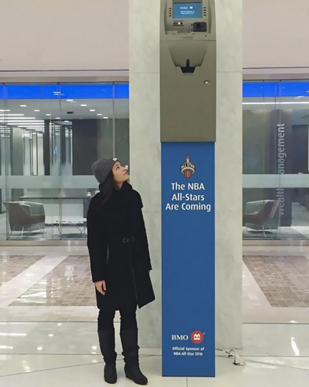 cajero NBA