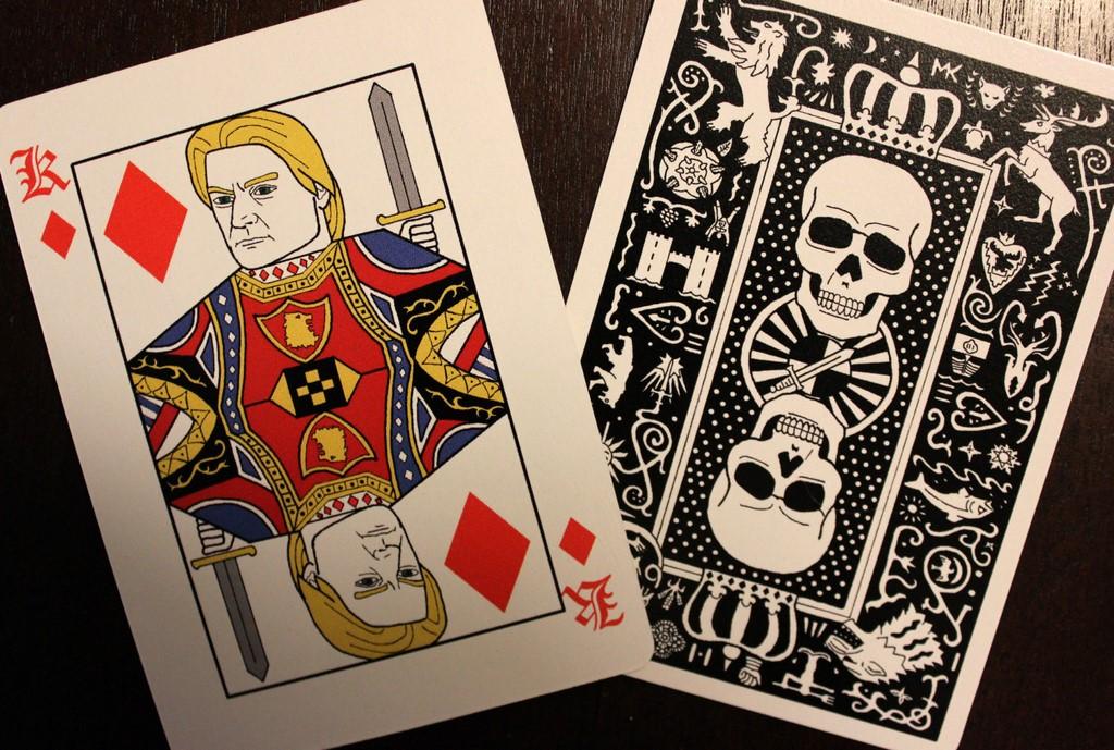 cartas juego de tronos 1