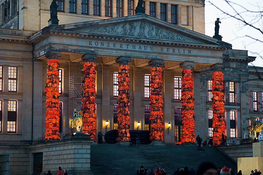 columnas Konzerthaus Berlin