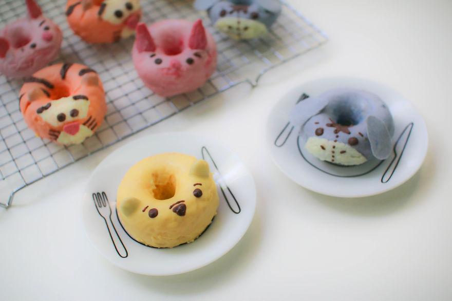 comida inspirada dibujos animados 17