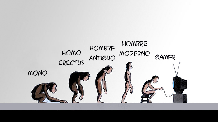 dibujos evolucion 12