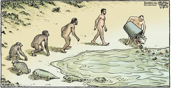 dibujos evolucion 4