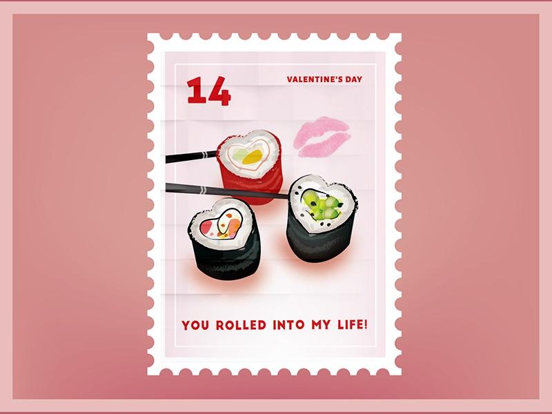 feliz San Valentin ilustraciones 1