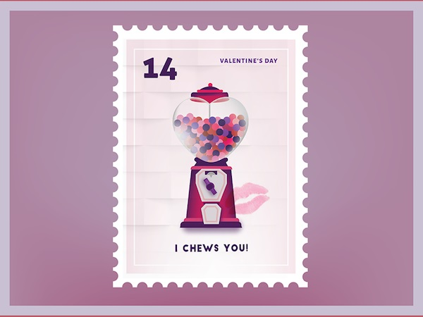 feliz San Valentin ilustraciones 2