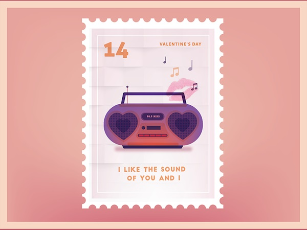 feliz San Valentin ilustraciones 3