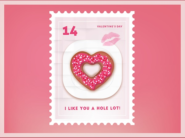 feliz San Valentin ilustraciones 6
