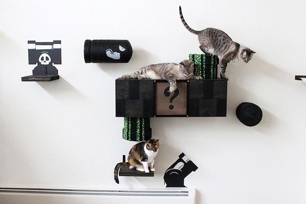 gatos super mario 1