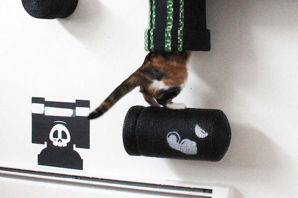 gatos super mario 5