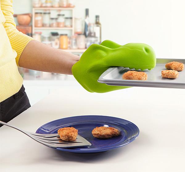 guante de cocina T-Rex 2