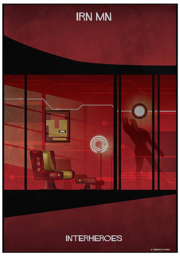 habitaciones superheroes 4