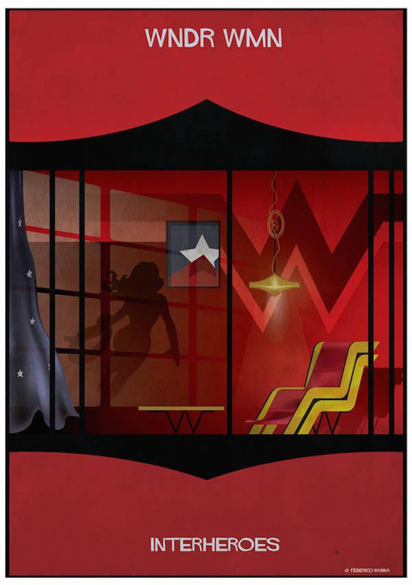 habitaciones superheroes 5