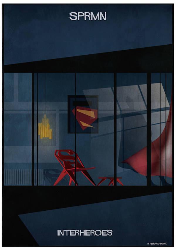 habitaciones superheroes 6