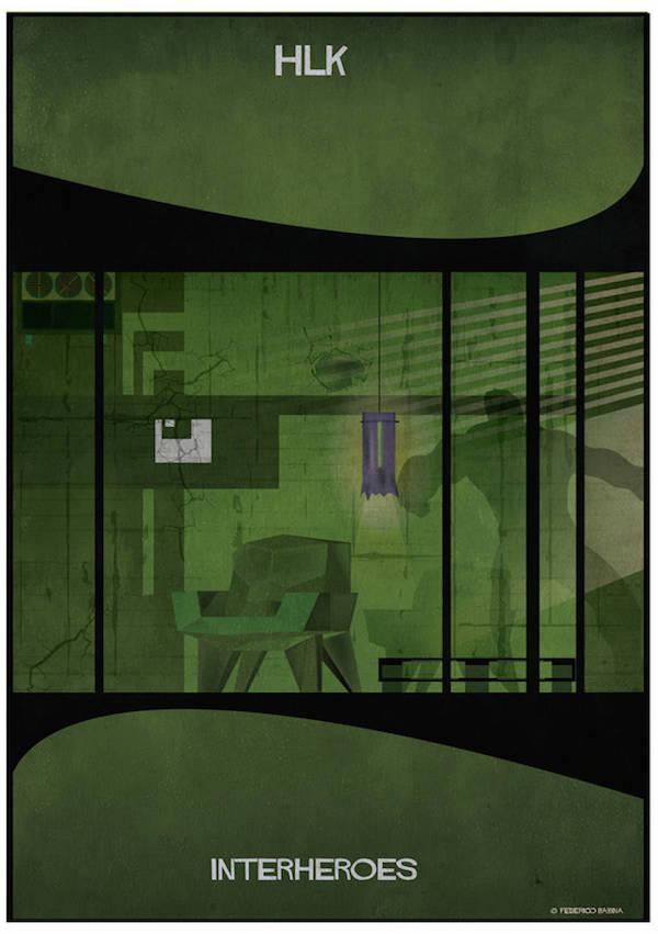 habitaciones superheroes 8