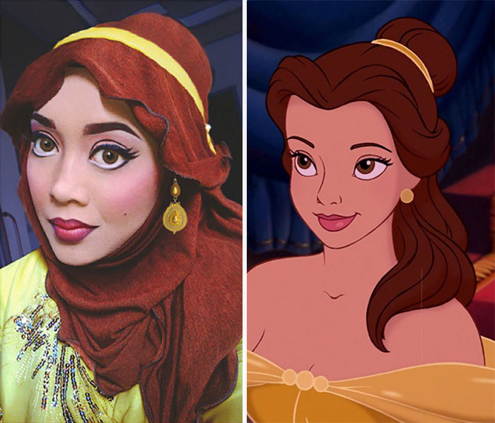 hijab Disney 2