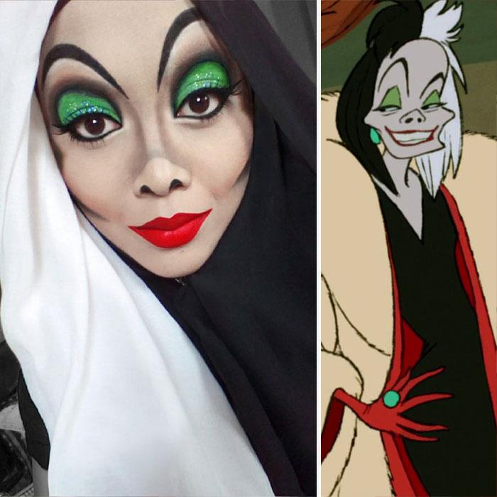 hijab Disney 6