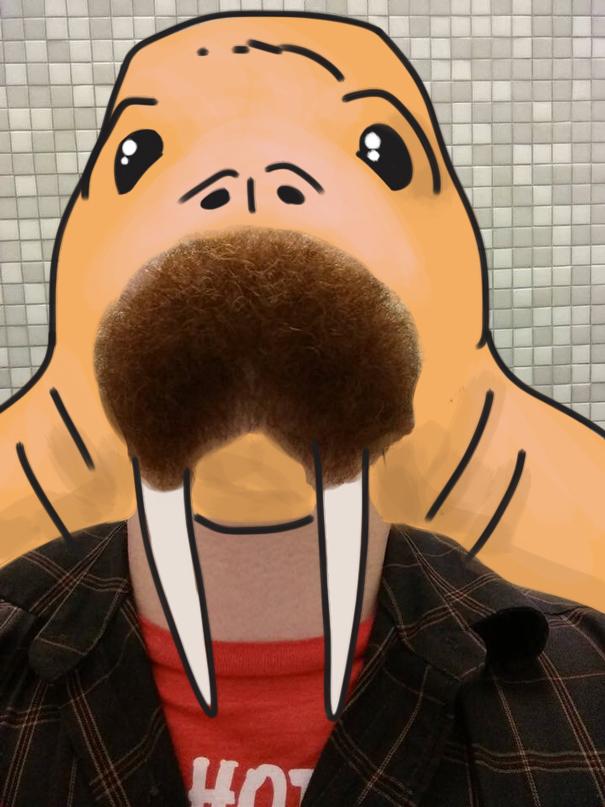 Los memes más divertidos de un hombre barbudo mirando hacia arriba