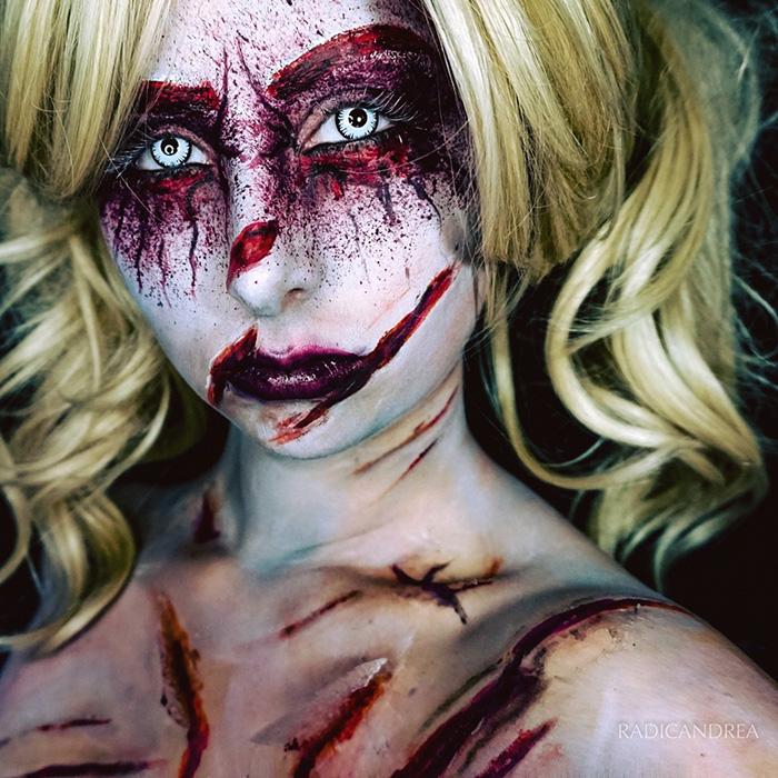 maquillaje monstruoso 10