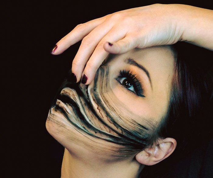 maquillaje monstruoso 3