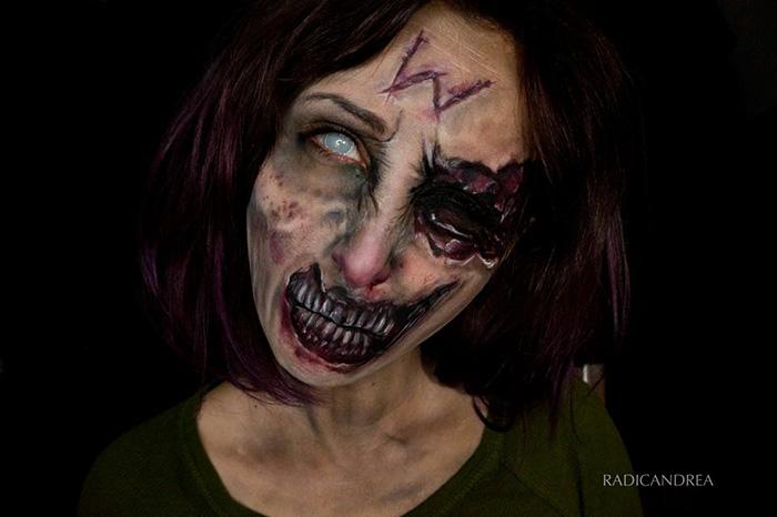 maquillaje monstruoso 6