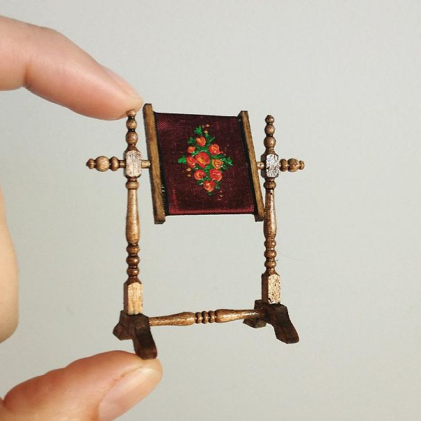 mobiliario en miniatura 12
