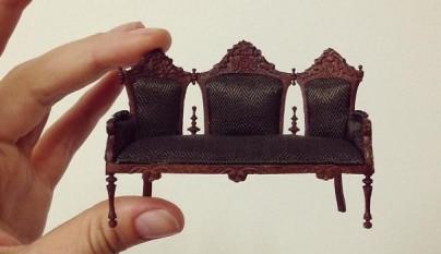 mobiliario en miniatura 16